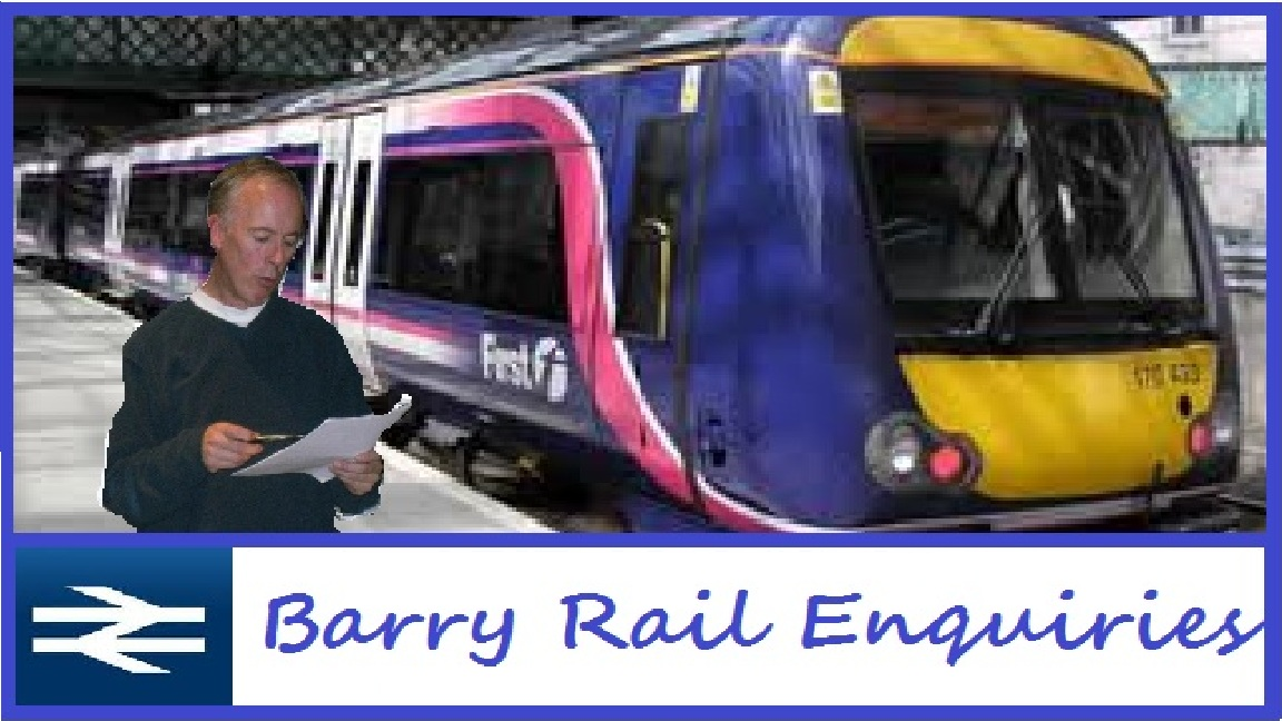 Barry Rail Enquiries